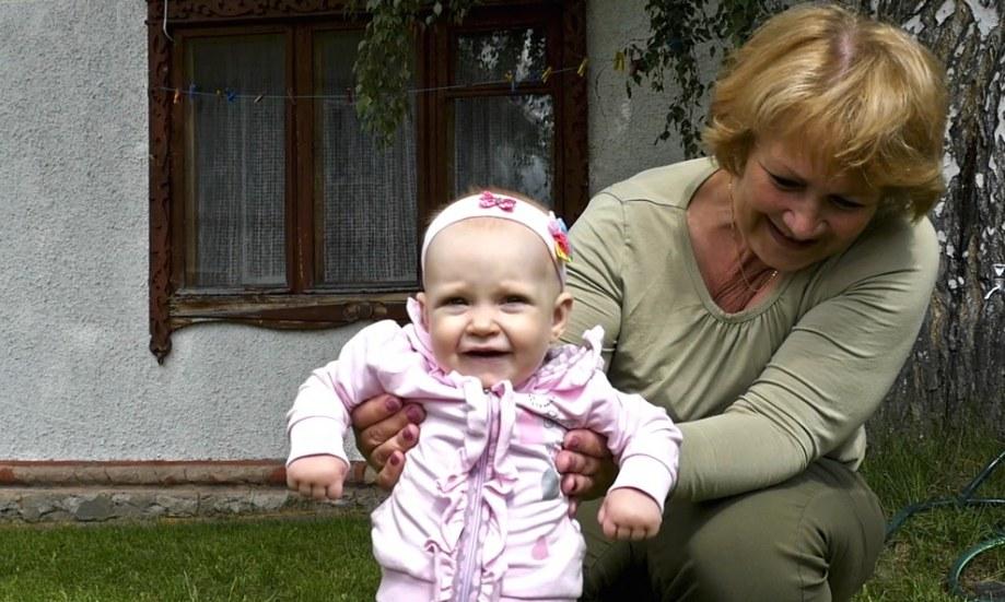 BAE Granny and child